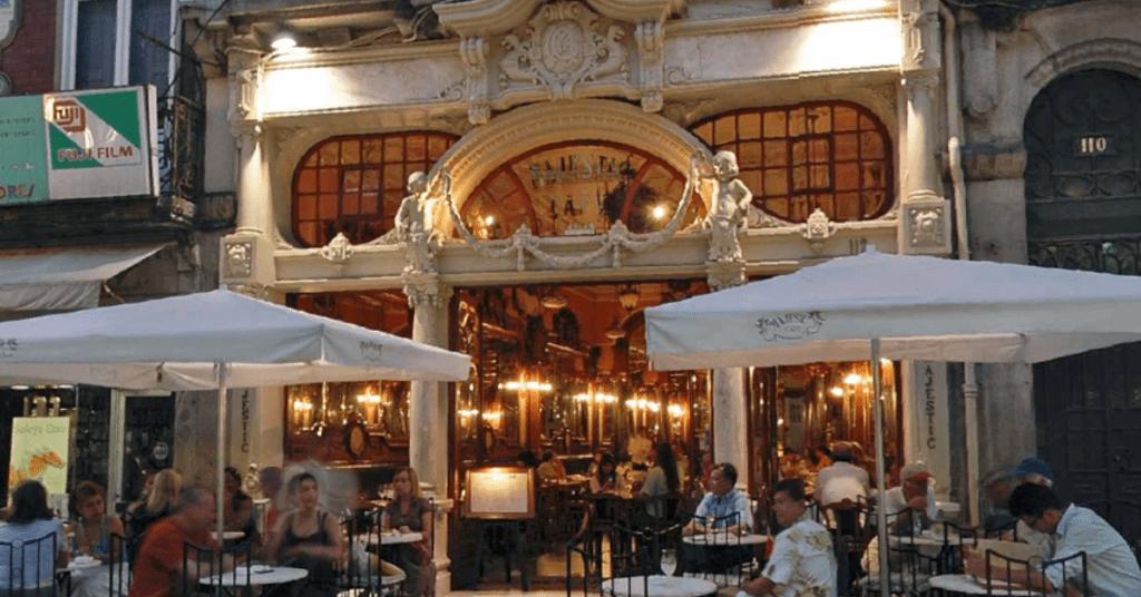 Cafe majestic3